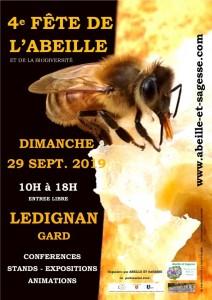 AFFICHE-4e-FETE-ABEILLE-2019-1