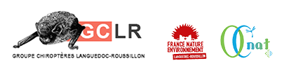 Groupe Chiroptères Languedoc-Roussillon Logo